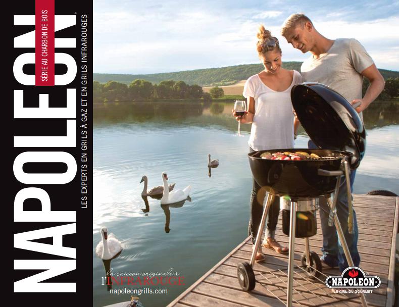Charcoal Kettle Brochure