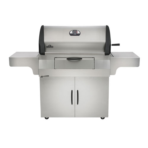 M605RBCSS Charcoal Barbecue