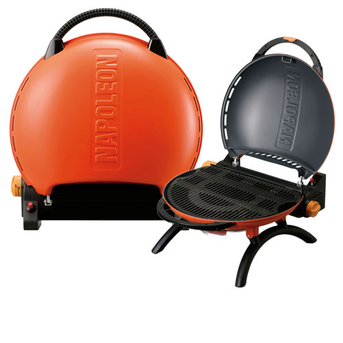 Travel Q Portable Gas Barbecue